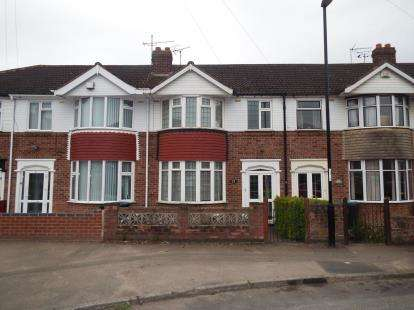 3 Bedrooms Terraced House for sale in Foxford Crescent, Coventry, West Midlands