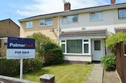 4 Bedrooms Terraced House for sale in Bearcross, Bournemouth, Dorset