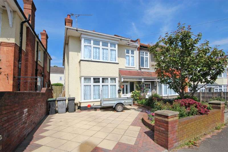5 Bedrooms Semi Detached House for sale in Sunnyhill Road, Southbourne, Bournemouth