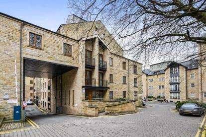 2 Bedrooms Flat for sale in Lune Square, Damside Street, Lancaster, Lancashire, LA1