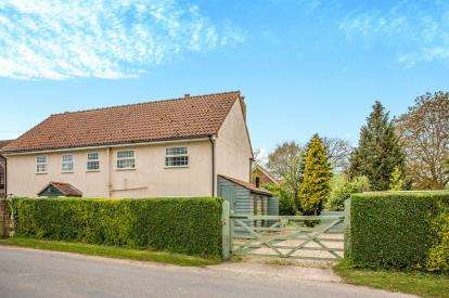 5 Bedrooms Detached House for sale in Little Dunham, King's Lynn, Norfolk