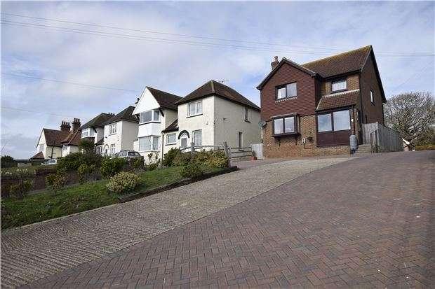 4 Bedrooms Detached House for sale in De La Warr Road, BEXHILL-ON-SEA, East Sussex, TN40 2JJ