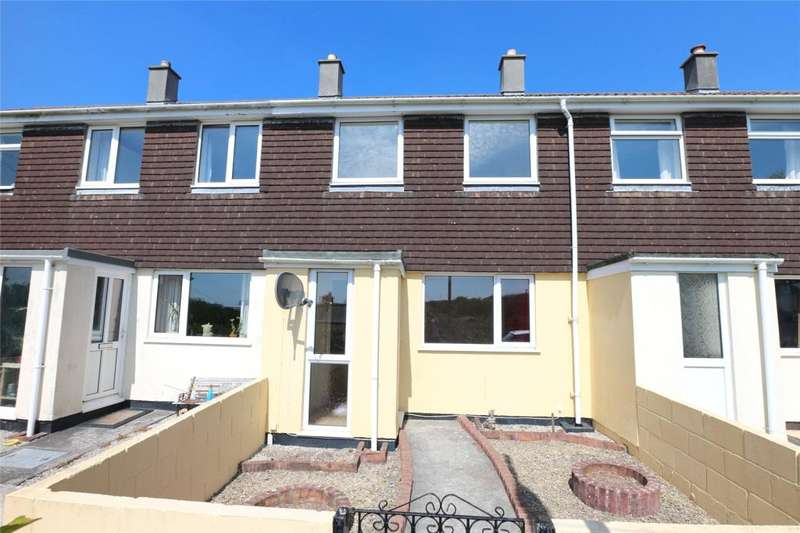 2 Bedrooms Terraced House for sale in Polwheal Road, Tolvaddon, Camborne