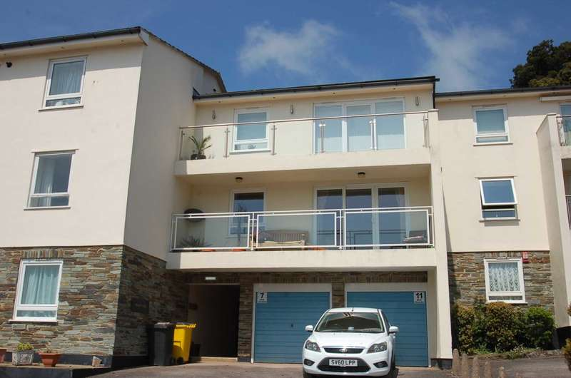 2 Bedrooms Apartment Flat for sale in Kinlacy Museum Road, Torquay