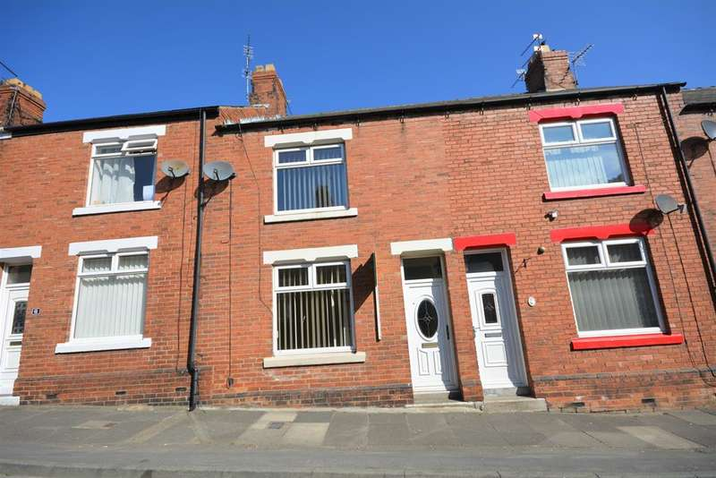 2 Bedrooms Terraced House for sale in Woodlands Road, Bishop Auckland, DL14 7LY