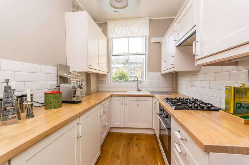 1 Bedroom Flat for sale in Fermoy Road, Westbourne Park, W9