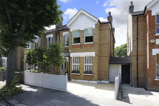 4 Bedrooms Semi Detached House for sale in South Croxted Road, Dulwich