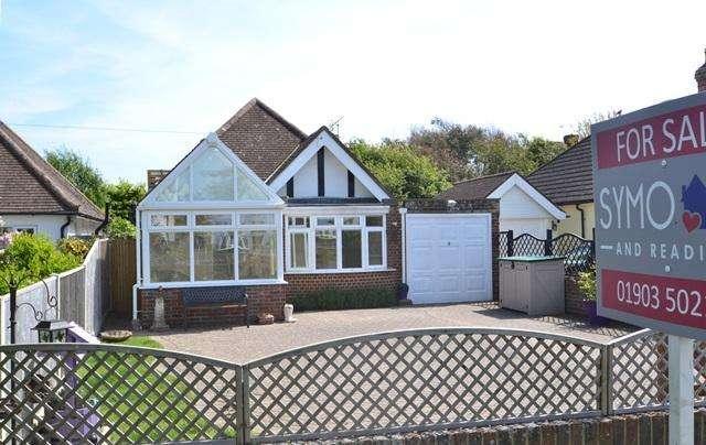 2 Bedrooms Detached Bungalow for sale in Ocean Drive, Ferring, West Sussex, BN12 5QJ