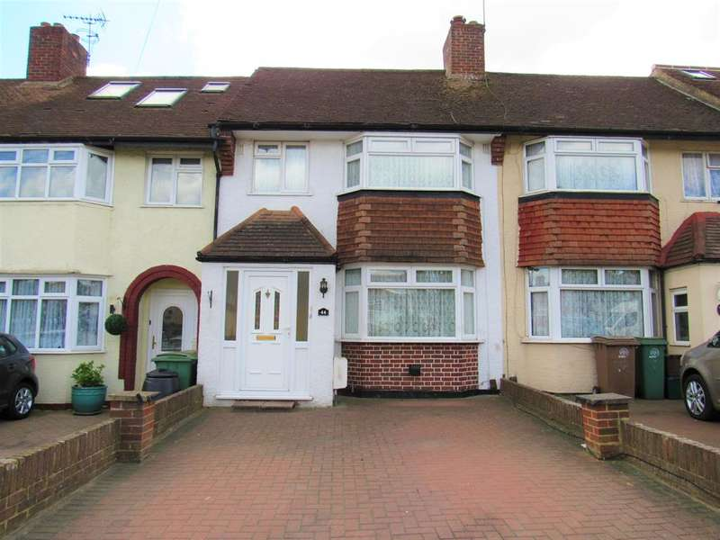 4 Bedrooms Terraced House for sale in Bramblewood Close, Carshalton, Surrey, SM5 1PG