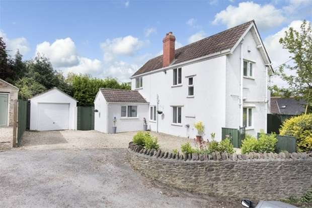 4 Bedrooms Detached House for sale in Little Green, Mells, Frome