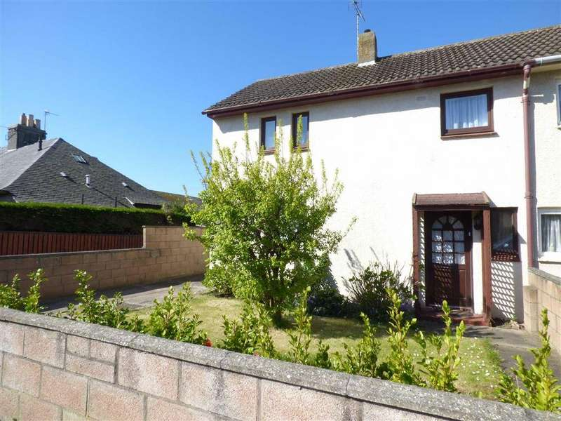 2 Bedrooms Semi Detached House for sale in Toll Road, Anstruther, Fife