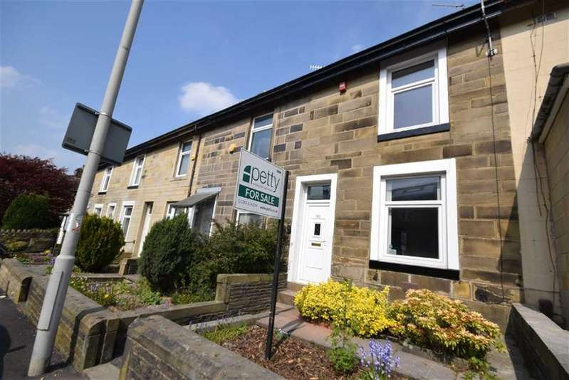 2 Bedrooms Terraced House for sale in Halifax Road, Nelson, Lancashire