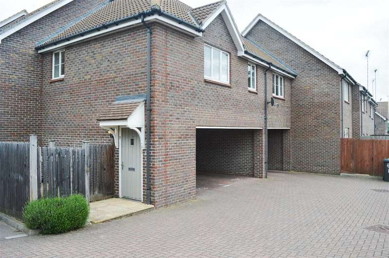 2 Bedrooms House for sale in Millers Close, Dartford