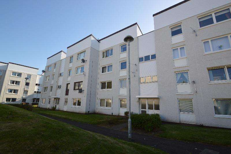 1 Bedroom Flat for sale in Tiree Court, Irvine, North Ayrshire, KA11 4JB