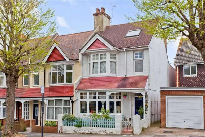 6 Bedrooms Terraced House for sale in Avondale Road, Hove, East Sussex