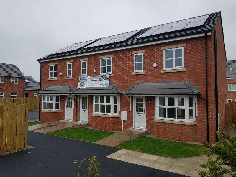 3 Bedrooms Town House for sale in PLOT 4, 5 LANGBAR MEWS, WHINMOOR, LS14 5BF