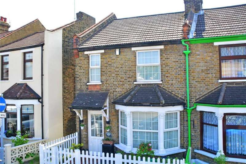2 Bedrooms End Of Terrace House for sale in Albany Road, Chislehurst, BR7