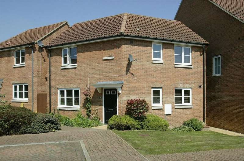 3 Bedrooms Detached House for sale in Jentique Close, Dereham, Norfolk