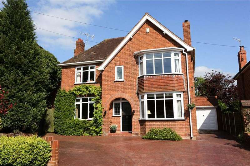 4 Bedrooms Detached House for sale in West Road, Bromsgrove, Worcestershire, B60