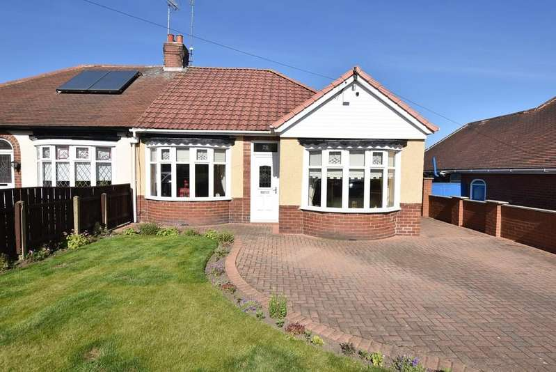 2 Bedrooms Semi Detached Bungalow for sale in Barnes Park Road, Barnes