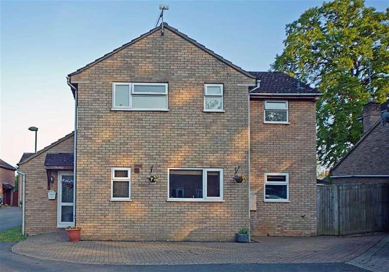4 Bedrooms Detached House for sale in Hazeldene Gardens, Banbury