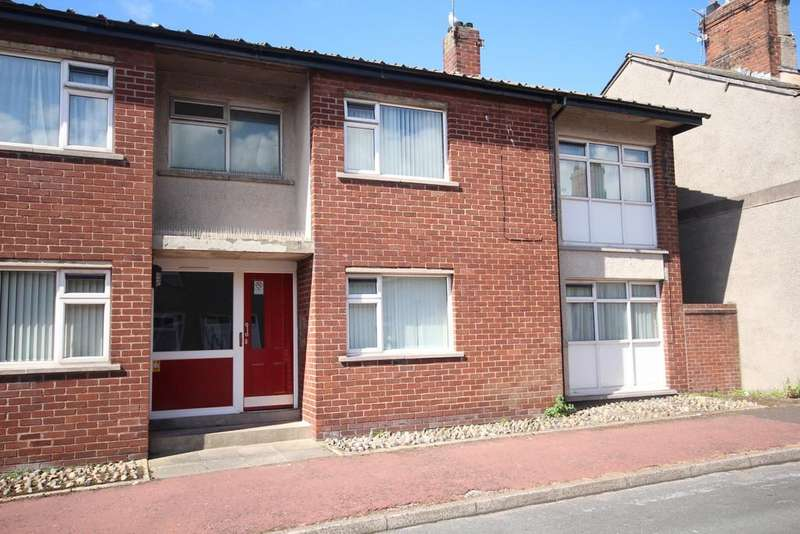 1 Bedroom Ground Flat for sale in 35 Byron Street, Barrow-In-Furness