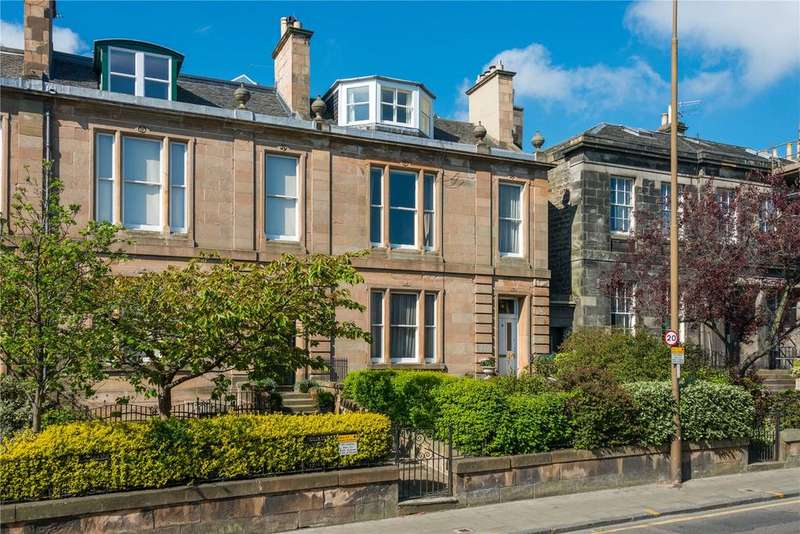 6 Bedrooms End Of Terrace House for sale in 4 Inverleith Row, Inverleith, Edinburgh, EH3