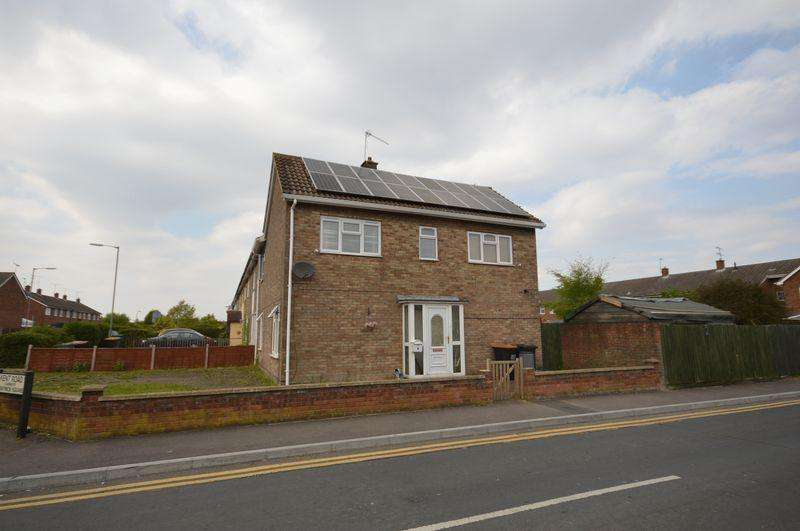 4 Bedrooms End Of Terrace House for sale in Kent Road, Houghton Regis