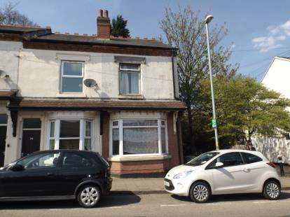 3 Bedrooms End Of Terrace House for sale in Factory Road, Birmingham, West Midlands