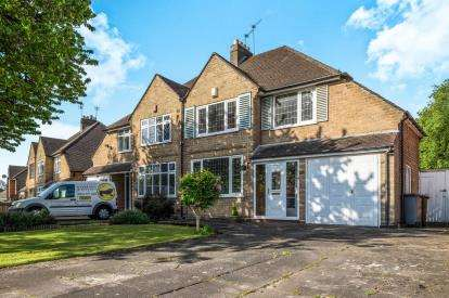 3 Bedrooms Semi Detached House for sale in Danford Lane, Solihull, West Midlands