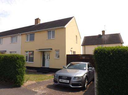 3 Bedrooms End Of Terrace House for sale in Caister Road, Clifton, Nottingham
