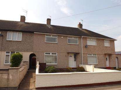 3 Bedrooms Terraced House for sale in Dovenby Road, Clifton, Nottingham