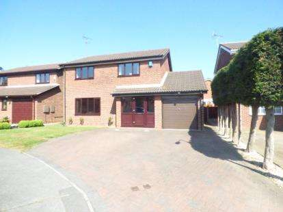 4 Bedrooms Detached House for sale in Ingleborough Gardens, Long Eaton, Nottingham