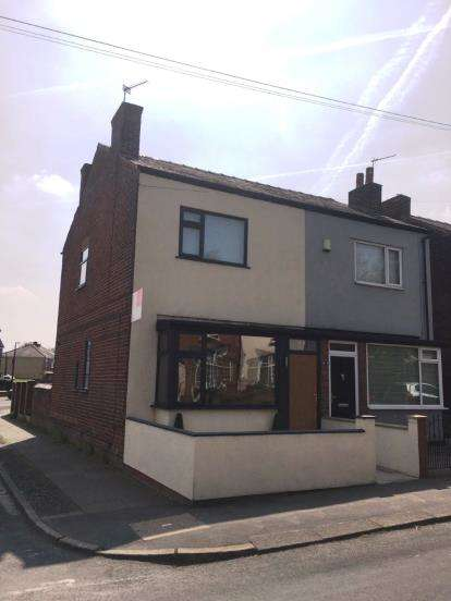 2 Bedrooms Semi Detached House for sale in Hazelhurst Road, Worsley, Manchester, Greater Manchester