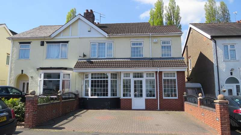 4 Bedrooms Semi Detached House for sale in Wynn Road, Penn, Wolverhampton