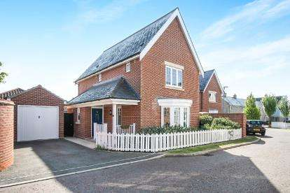 3 Bedrooms Detached House for sale in West Mersea, Colchester, Essex