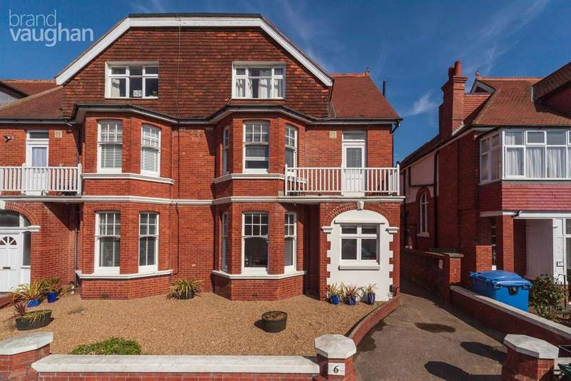 Studio Flat for sale in Aymer Road, Hove, BN3