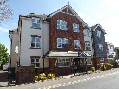 1 Bedroom Flat for sale in 56-62 Seabourne Road, Pokesdown, Bournemouth