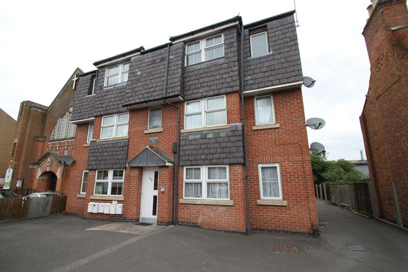 1 Bedroom Flat for sale in Uppingham Road, Leicester