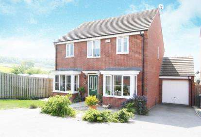 4 Bedrooms Detached House for sale in East Street, Doe Lea, Chesterfield, Derbyshire