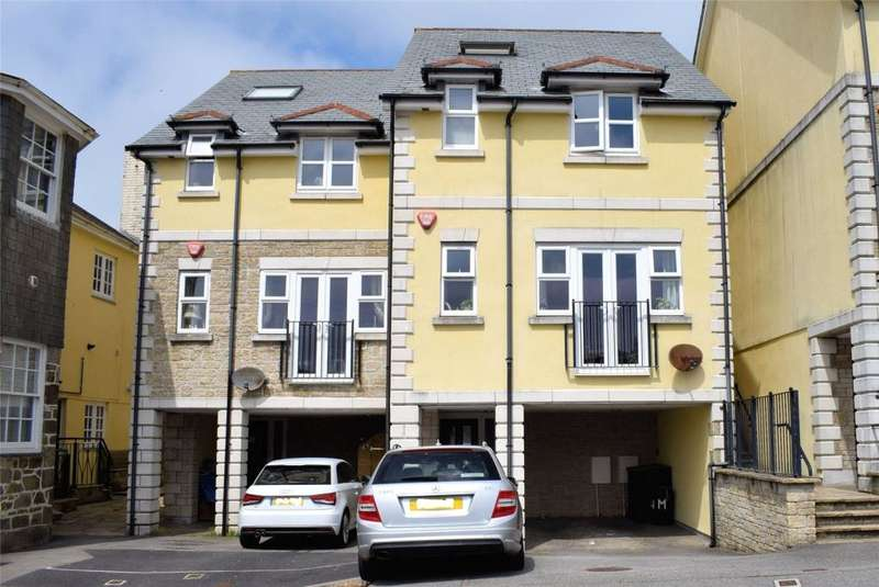 4 Bedrooms Semi Detached House for sale in Willows Mews, Church Street, Helston