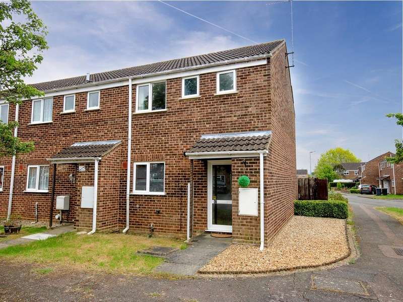 3 Bedrooms End Of Terrace House for sale in Fir Tree Close, Flitwick, Bedford, MK45