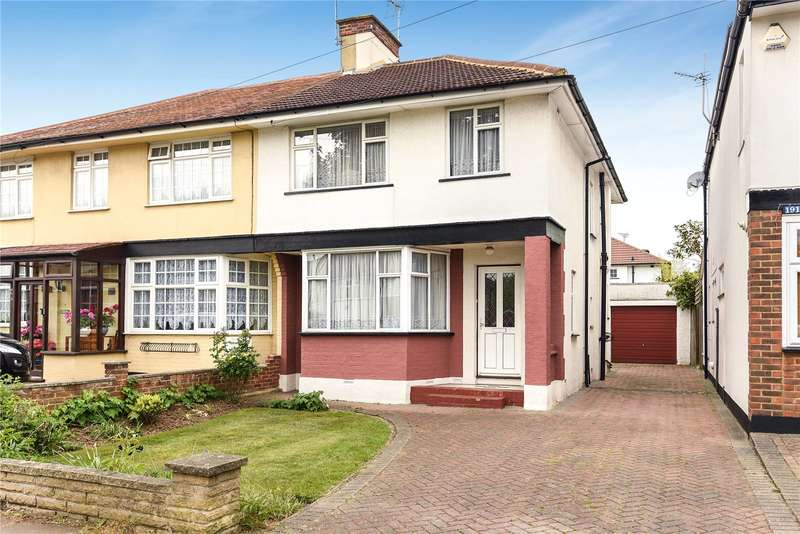 3 Bedrooms Semi Detached House for sale in Cannon Lane, Pinner, Middlesex, HA5