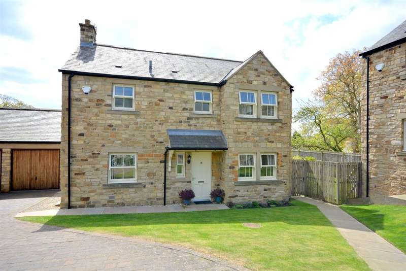 3 Bedrooms Detached House for sale in The Paddock, Witton Le Wear, Bishop Auckland, DL14 0GA