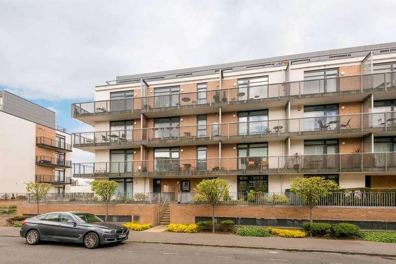 2 Bedrooms Flat for sale in 10/6 Hopetoun Street, Bellevue, EH7 4ND