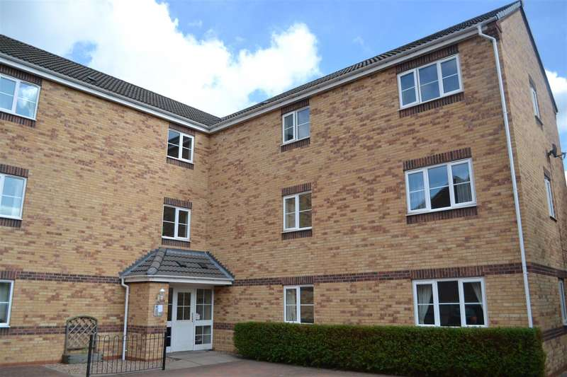 2 Bedrooms Property for sale in Goods Yard Close, Loughborough