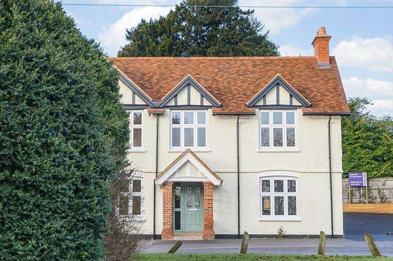 3 Bedrooms Terraced House for sale in Hurstbourne Priors, Whitchurch
