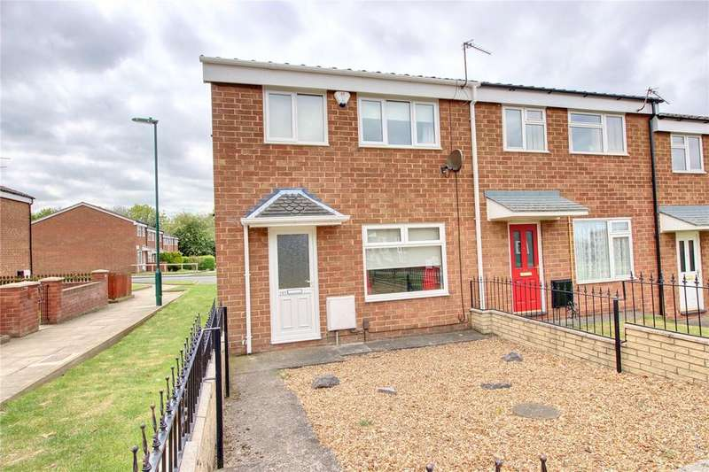 3 Bedrooms End Of Terrace House for sale in Holmefields Road, Bankfields