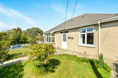 4 Bedrooms Bungalow for sale in Totland Bay, Isle of Wight