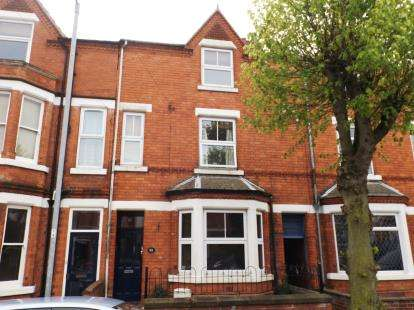 4 Bedrooms Terraced House for sale in Derbyshire Lane, Hucknall, Nottingham